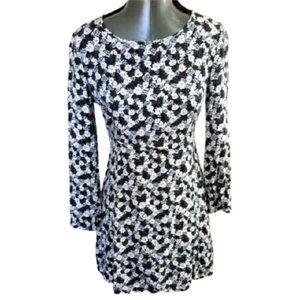 Talula floral print long sleeve dress